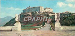 Postcard Modern Frosinone Montecassino - Cimitero Polacco