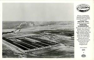 RPPC of Aluminum Rolling to be Located near Spokane WA Washington
