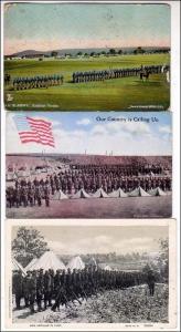 3 - Troops