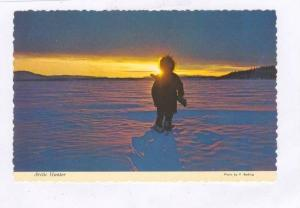 Artic Hunter, Alaska, 50-60s