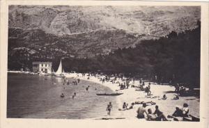 RP: Makarska , Croatia , 1957
