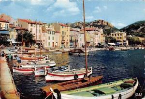 France Cassis sur Mer, Un Coin du Port Bateaux Harbour