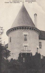 FREBECOURT, France, 1938; Chateau de Bourlemont