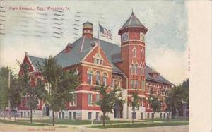 Iowa Fort Madison High School 1911