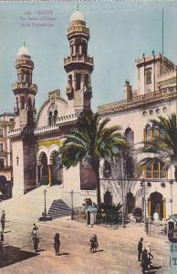 Le Palais d'Hiver Et La Cathedrale, Alger, Algeria, Africa, 1900-1910s