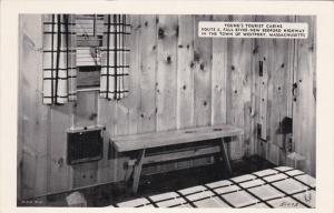 Interior , Young's Tourist Cabins , WESTPORT , Massachusetts , 50-60s