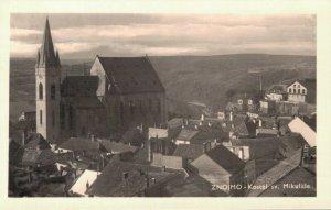 Czech Republic Kostel svatého Mikuláše Znojmo 03.01