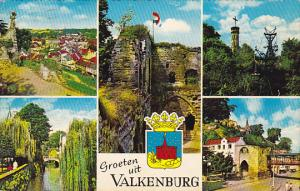 Multi View Greetings From Valkenburg Netherlands