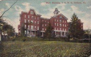 Pennsylvania Indiana Main Building I S N S 1913