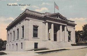 Indiana Wabash Post Office