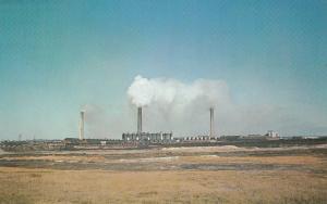 COPPER CLIFF , Ontario, Canada, PU-1963 ; International Nickel Company Plant