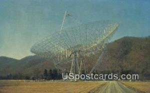 Foot Transit Radio Telescope