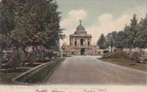 Michigan Detroit The Hurlburt Memorial Gate Water Works Park 1909