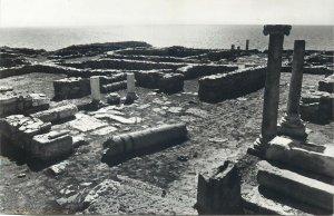 Postcard Romania Ruinele cetatii Histria