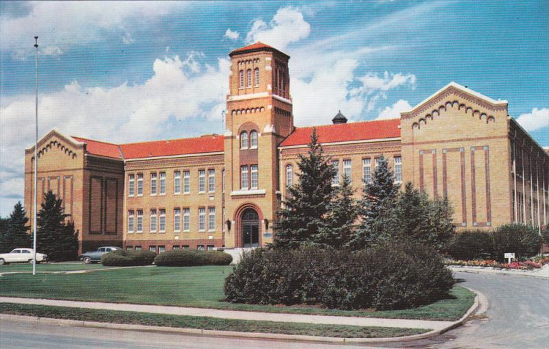 Saskatchewan Technical Institute, MOOSE JAW, Saskatchewan, Canada, 40-60´s