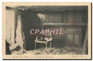 Old Postcard Villers aux Vents