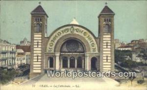 Oran Algeria, Africa, La Cathedrale  La Cathedrale