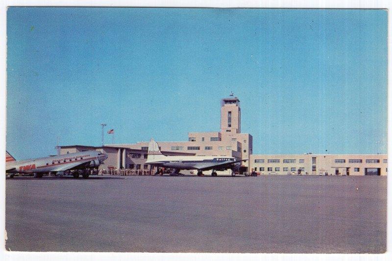 Baltimore, Md, New Friendship International Airport