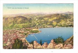 COMO , Italy, 00-10s   Vista dal Belvedere di Brunate