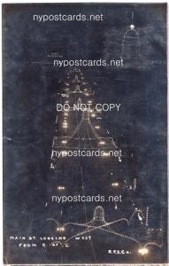 RPPC, Main Street West from C of C, Rochester NY