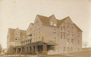 RP: PULLMAN , Washington , 1908 ; Stevens Hall , W.S.C.