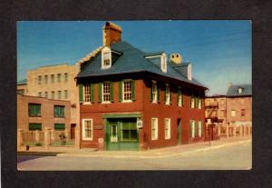 MD Patriotic Flag House Baltimore Maryland Postcard Mary Pickersgill