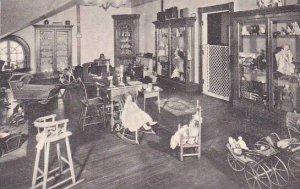 Washington DC New Hampshire Room Childrens Attic Memorial Continental Hall D ...