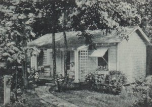 [BC] LAKE GEORGE, New York, 1930-50s; Batesville Lodge & Brookside Cabins