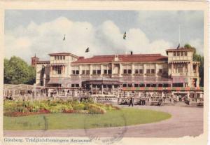 Tradgardsforeningens Restaurant, Goteborg, Sweden, 1910-1920s