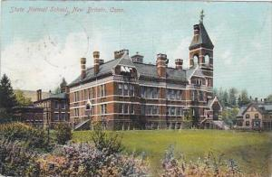 Connecticut New Britain State Normal School 1909