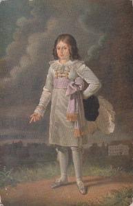 The Duke Of Reichstadt Musee de Versailles