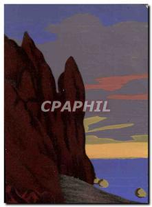 Old Postcard Fantasy Landscape (dcor Felt)