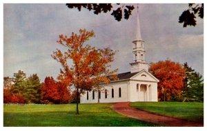 Massachusetts South Sudbury , Martha-Mary Chapel