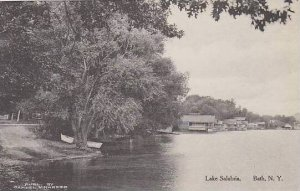 New York Bath Lake Salubria Albertype