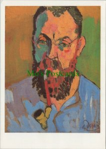 Art Postcard - Andre Derain - Henri matisse - Tate Gallery   RR10993