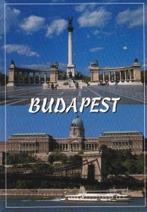 Hungary Budapest Multi Views