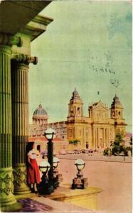 CPM Guatemala. Metropolitan Cathedral. MEXICO (663378)