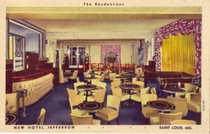 The Rendezvous Room, NEW HOTEL JEFFERSON, SAINT LOUIS, MO.