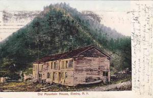 Old Mountain House, Elmira, New York, PU-1906