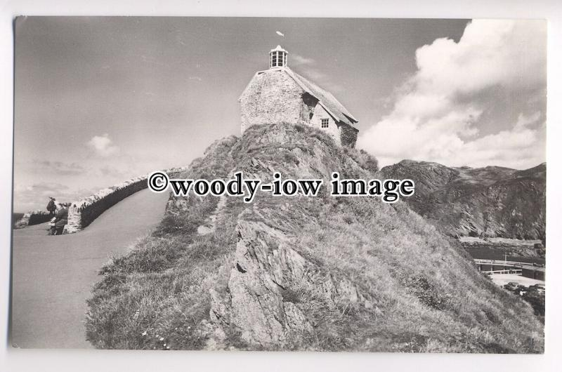 cu1964 - Chapel of St Nicolas on top of the Hill, Ilfracombe, Devon - Postcard