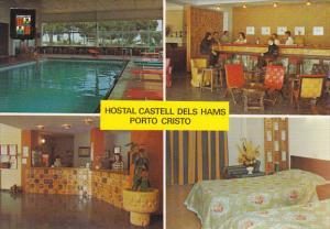 Hostal Castell Dels Hams Porto Cristo Mallorca Spain
