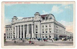 Chicago, Northwestern Depot