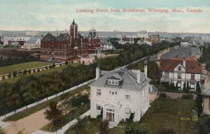 WINNIPEG , Manitoba , Canada , 00-10s ; Looking North