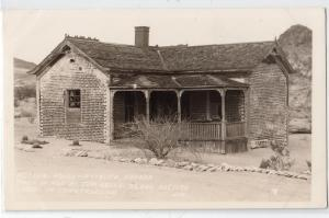 RPPC, Bottle House, Rhyolite NV