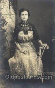 Fashion Real Photo 1912