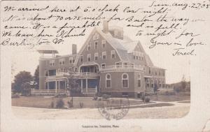 RP: TEMPLETON , Massachusetts , PU-1905 ; Templeton Inn