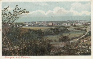 ABERGELE and PENSARM , Wales , 1900-10s