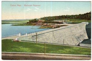 Clinton, Mass, Wachusett Reservoir