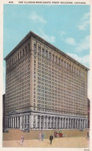 CHICAGO, Illinois, 1900-10s; Merchants Trust Building