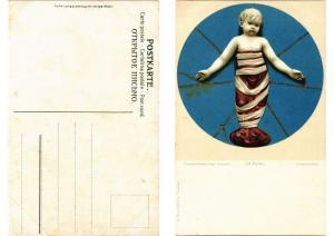 CPA Firenze, Spedale degli Innocenti Meissner & Buch Litho (730724)
